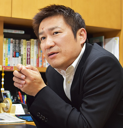 株式会社ネオマルス 代表取締役 甲斐武彦