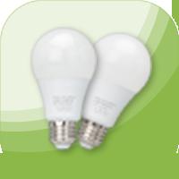 LED電球+Smart